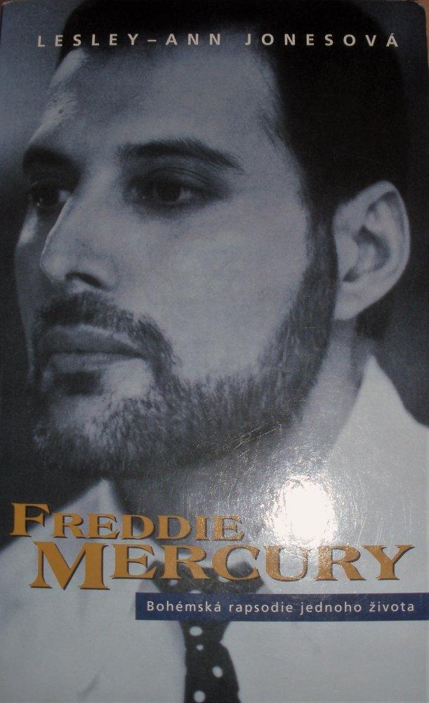 Kniha Freddie Mercury Zivotopis Bohemska Rapsodie Jednoho