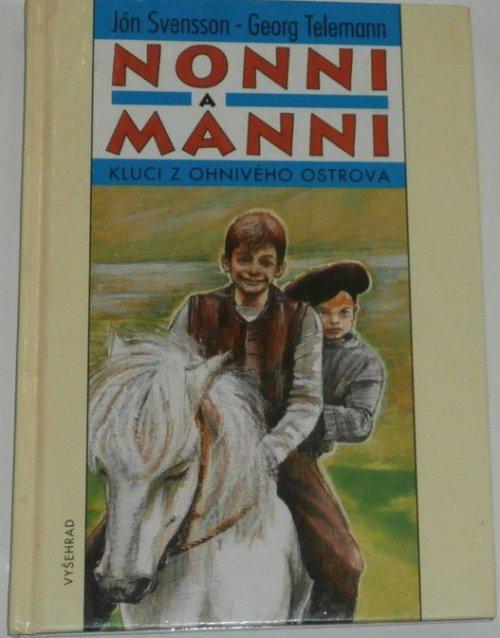Nonni a Manni kluci z ohnivého ostrova