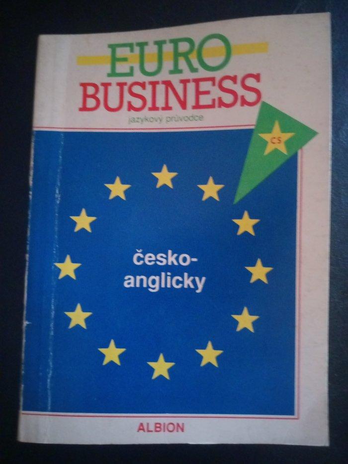 Jazykový průvodce Euro business česko-anglicky