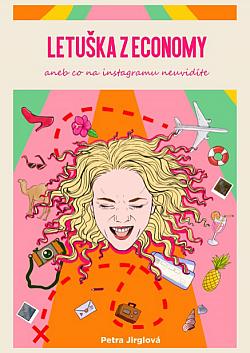 kniha letuška z economy