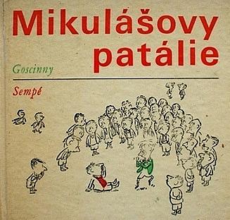 Kniha Mikulášovy patálie (René Goscinny)