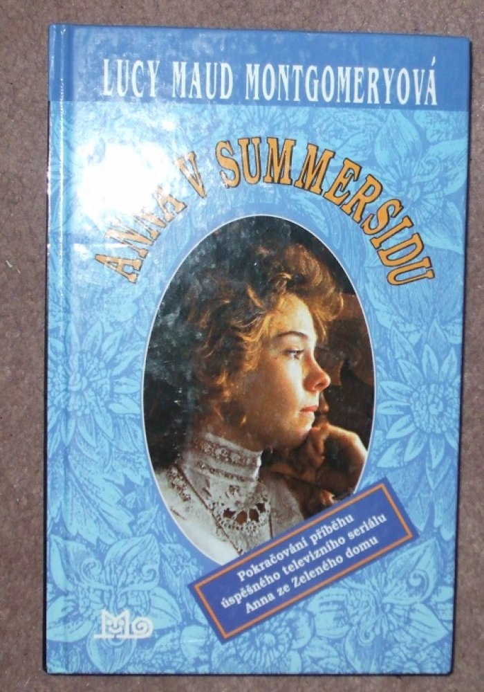 e1ebaae02 Kniha Anna v Summersidu - Trh knih - můj antikvariát online
