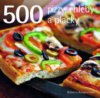 500 - pizzy, chleby a placky