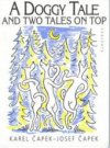 A doggy tale and two tales on top